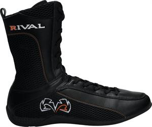 Rival High-Top Boxing Boots
